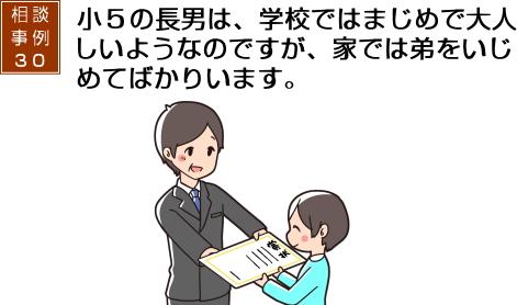 育児相談 事例30